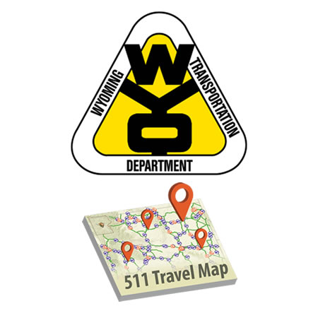 Wydot Travel Map