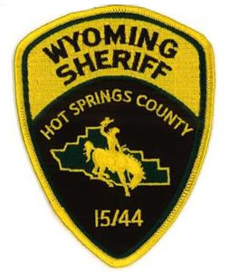 Hot Springs Sheriff